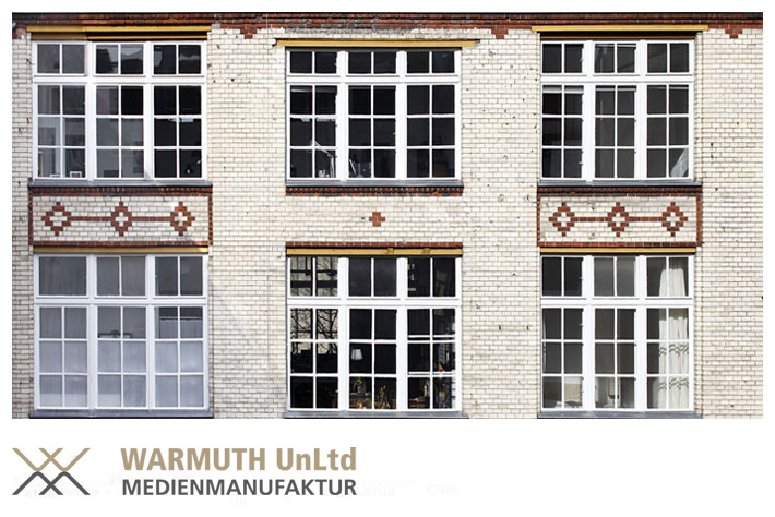 WARMUTH UnLtd Medienmanufaktur Berlin